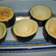 Cuketové kroužky plněné zeleninou a masem recept