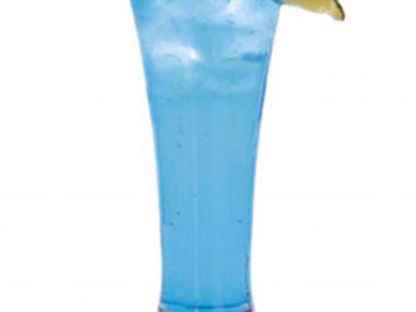 Koktejly  Modrý měsíc