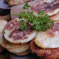 Jemné bramborové placičky recept