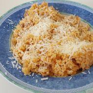 Kuřecí vývar s rizotem recept