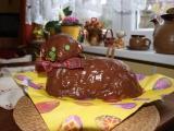 Ořechový beránek po babičce recept