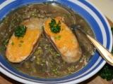 Anglická cibulová polévka recept