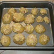 Plněné brambory recept
