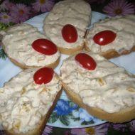 Rybičková pomazánka s jogurtem recept