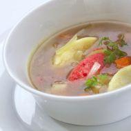 Zeleninová polévka 1 recept