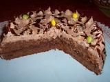 Černá buchta ze Lhotky (i dort) recept