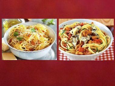 Špagety po italsku