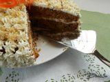 Carrotcake neboli mrkvový dort recept