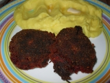 Karbanátky z červené řepy (Řepové karbanátky) recept ...