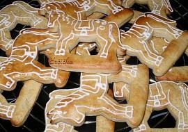 Martinove biele kone  bezlepkové recept