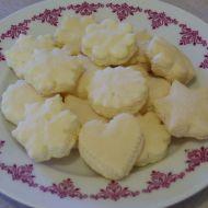 Cukroví z rakvičkového těsta recept