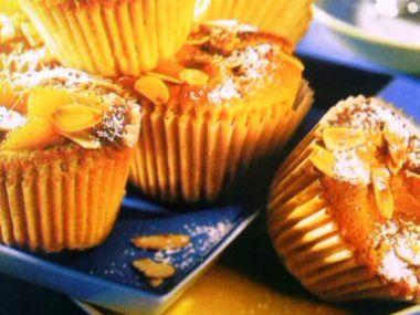Mandarinkové muffiny