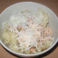 Těstoviny s tuňákovou omáčkou 1 recept