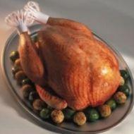 Kuře s vločkovou nádivkou a smaženými kuličkami recept