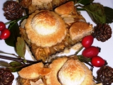 Křehké jablečno-makové řezy recept