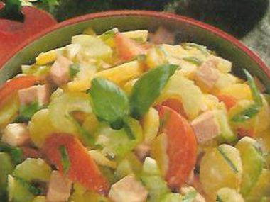 Bramborový salát italský