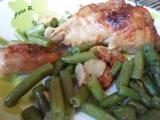 Kuřecí stehna po zbojnicku recept