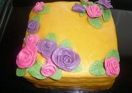 Hranatý  dort č. 1 recept