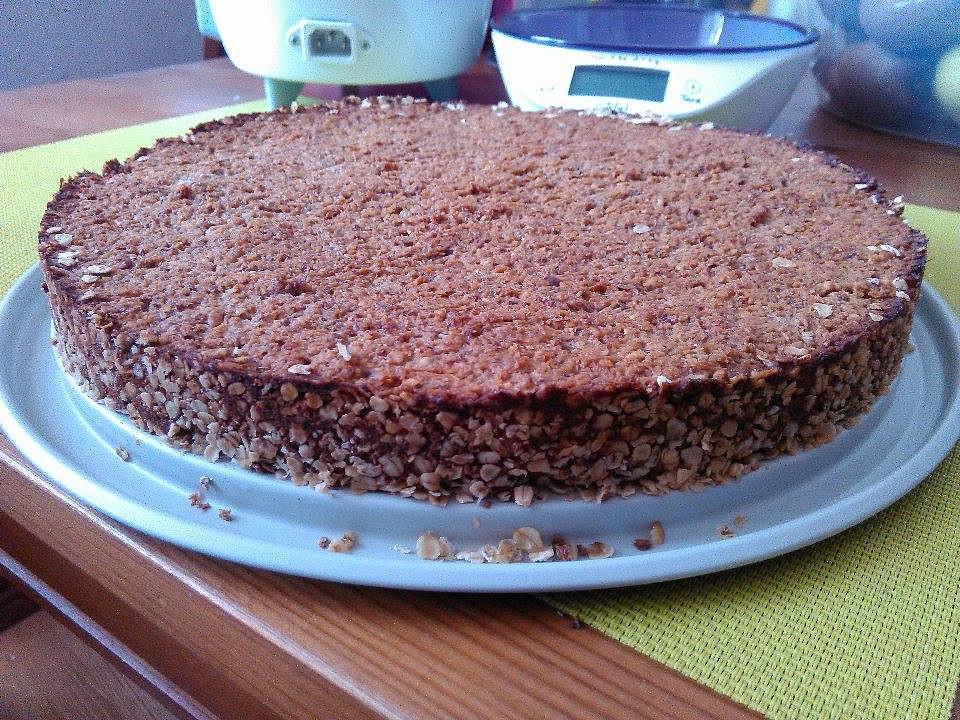 Zdravý koláč bez mouky a cukru recept