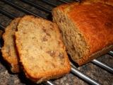 Cuketo-medový chlebíček recept