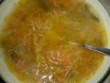 Celerovka-s chutí hovězí polévky recept