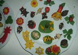 Zábava pro děti  marcipánová tvorba recept