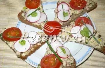 Pomazánka z hovězího masa recept  pomazánky