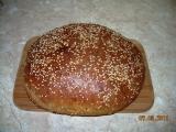 Tmavý dietní chleba recept