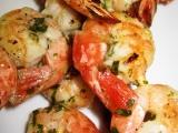 Grilované krevety recept