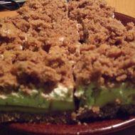Krtkův dort na plech recept