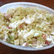 Salát se zeleninou recept