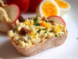 Vajíčková pomazánka se sardelkami a kapary recept