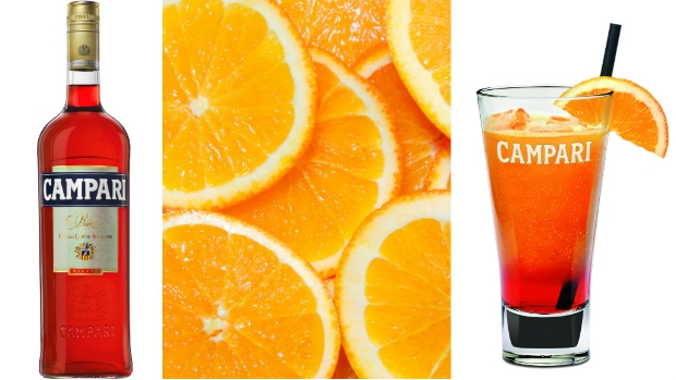 Campari Orange a Crodino