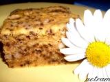 Mrkvový koláč s ořechy bez lepku, mléka a vajec recept ...
