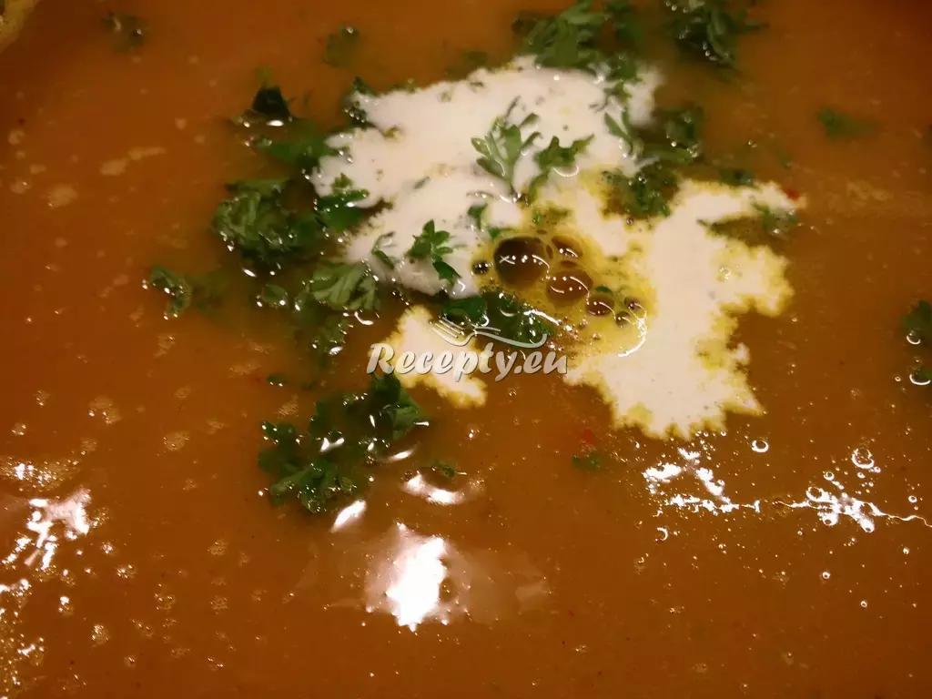 Výborný dýňový krém recept  polévky