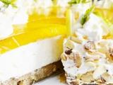 Citronovy dort nepeceny recept