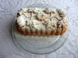 Brusinkový chlebíček recept
