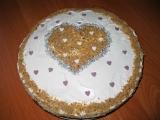 Raffaello dortík recept