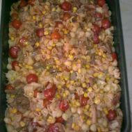 Zapékaná kuřecí játra po mexicku recept