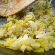 Pórkové zelí recept