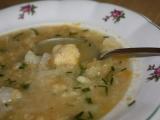 Zeleninová polévka recept