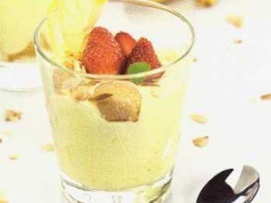 Žloutkový citronový krém