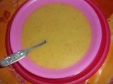 Vločková polévka pro nejmenší recept