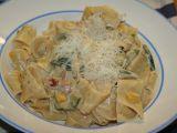 Chalupářské těstoviny recept