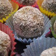Capuccino kuličky recept