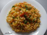 Rýže v leču aneb veganský džuveč recept
