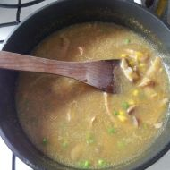 Nouzová omáčka k rýži recept