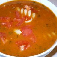 Rajčatová polévka 2 recept