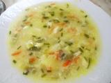 Jemná letní zeleninová polévka recept