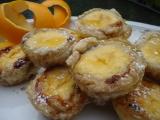 Pomerančové koláčky recept